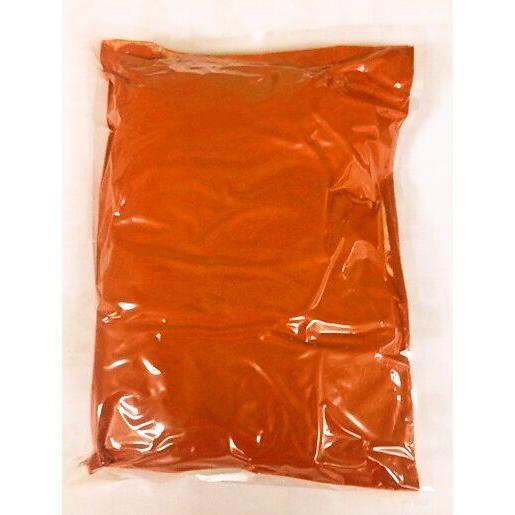 お得クーポン発行中 調味用唐辛子 無地 細粉 1kg フルーツキムチ メーカー在庫限り品