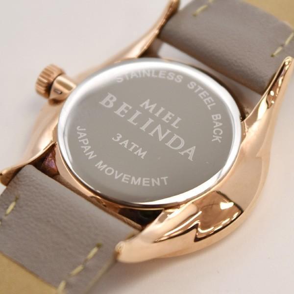 腕時計 レディース  ブランド MIEL BELINDA ミエル ベリンダ 30mm アナログ おしゃれ シンプル 安い メール便送料無料 メール便OK sincere-inc 05