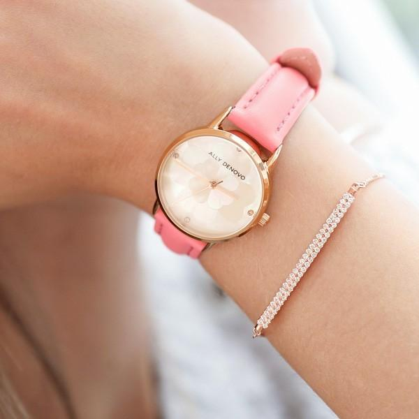 ALLY DENOVO アリーデノヴォ 腕時計 レディース クロリスパール Chloris Pearl 28mm sincere-inc 10