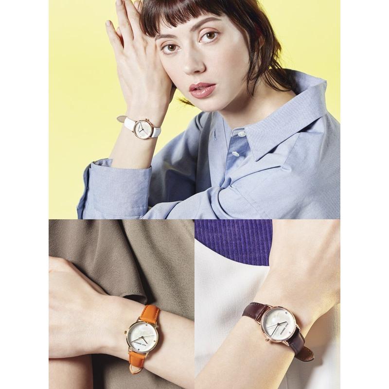ALLY DENOVO アリーデノヴォ 腕時計 レディース クロリスパール Chloris Pearl 28mm sincere-inc 11