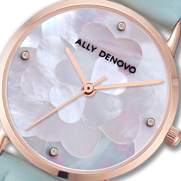 ALLY DENOVO アリーデノヴォ 腕時計 レディース クロリスパール Chloris Pearl 28mm sincere-inc 05