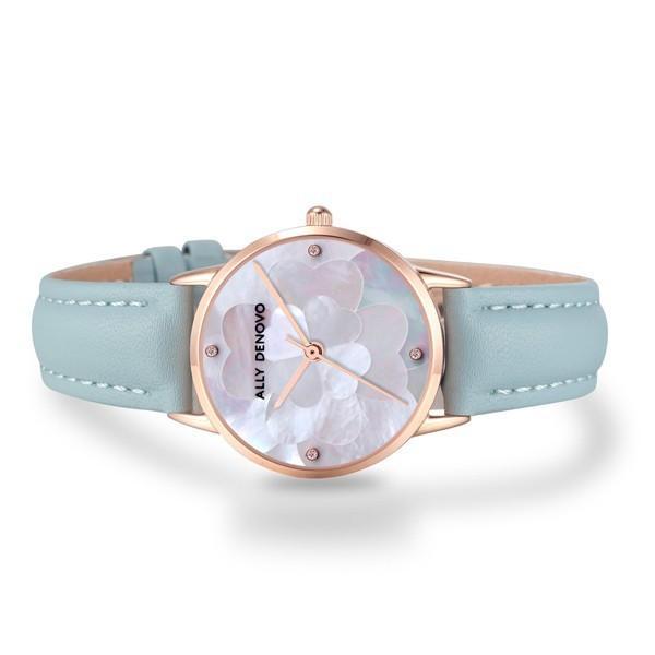 ALLY DENOVO アリーデノヴォ 腕時計 レディース クロリスパール Chloris Pearl 28mm sincere-inc 06