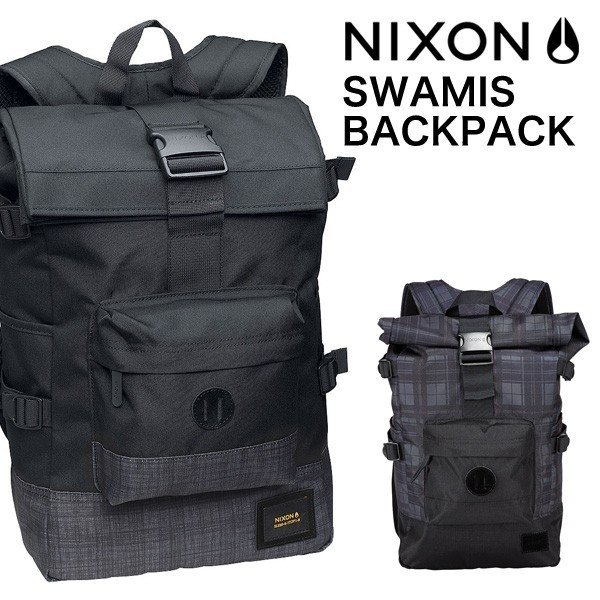 NIXON ニクソン リュック 正規品 SWAMIS バックパック リュック