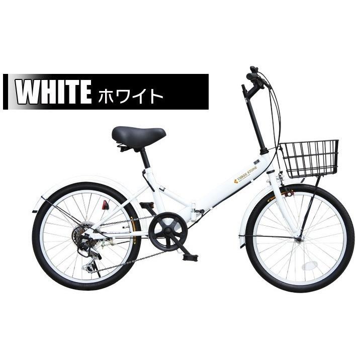 本州送料無料 20インチ 折りたたみ自転車 シマノ6段変速 AIJYU AJ-08 おすすめ 人気 軽量 安い オススメ sincere-store 10