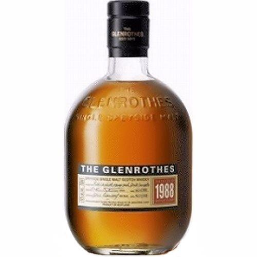 [お酒 ウイスキー スコッチ シングルモルト スペイサイド]グレンロセス 1988 700ml 正規