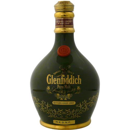 [お酒 ウイスキー スコッチ シングルモルト スペイサイド 全国送料無料]グレンフィディック 18年 陶器ボトル(オールドボトル)