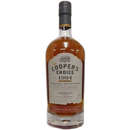 [お酒 ウイスキー スコッチ]クーパーズ チョイス ラフロイグ 1994 21年 700ml