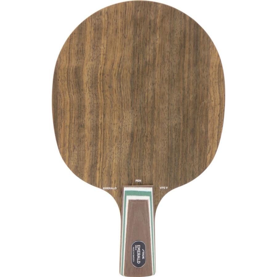 STIGA(スティガ) 卓球 ラケット エメラルドVPS V 中国式ペングリップ 1099-65