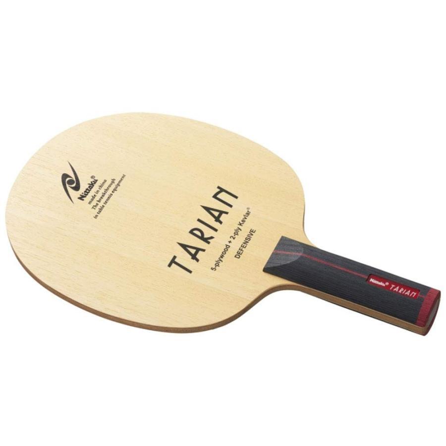 ニッタク(Nittaku) 卓球 ラケット タリアン シェークハンド 守備用 特殊素材入り NC-0446