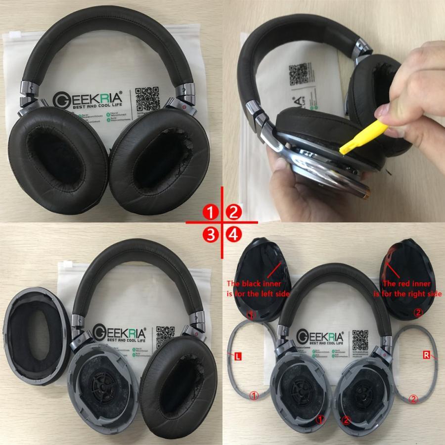 イヤーパッド Sony MDR-1A|siromaryouhinn|05