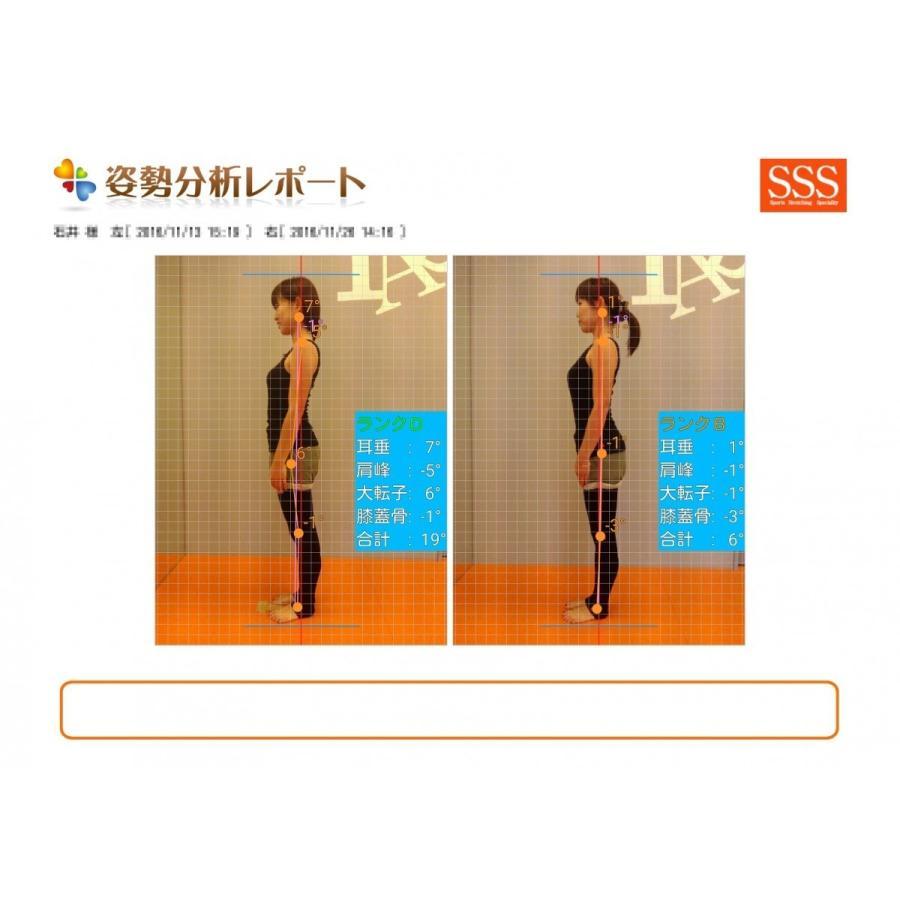 兼子ただしの【姿勢分析メーター】(10インチ) siseikaizen 04