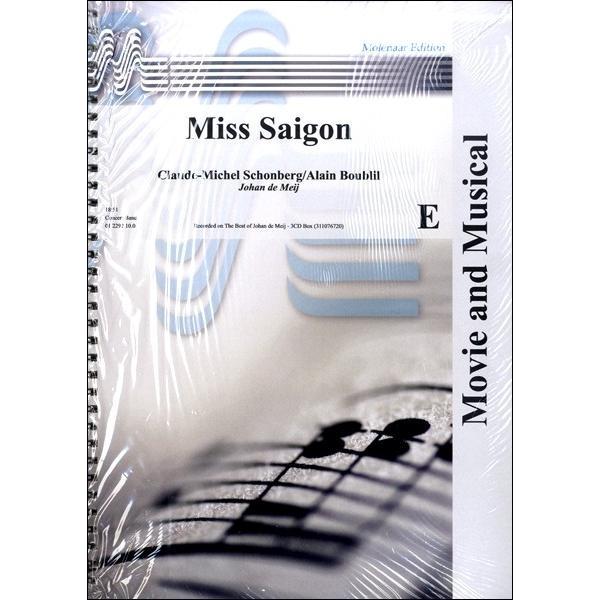 輸入Miss Saigon/ミス·サイゴン(輸入 吹奏楽·バンド /4589705605278)