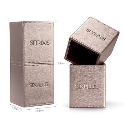 今日限り限定商品最大30%OFF! SIXPLUS メイクブラシ15本セット 限定版魅力のブラウン 説明書付き メイク小物|sixplus|08