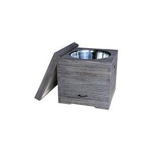 火鉢 桐の箱 sizen 02
