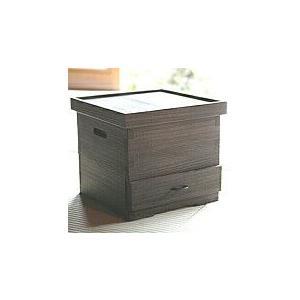 火鉢 桐の箱 sizen 03