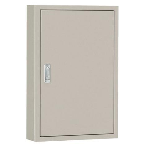 日東工業 B20-512C 盤用キャビネット露出形 深さ200mm 木製基板付