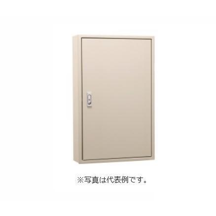 河村電器 屋内用 盤用キャビネット(鉄製基板) FX1280-20S ベージュ