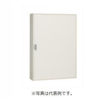 河村電器産業 FXT4550-14K 屋内用露出型キャビネット 鉄製基板 クリーム