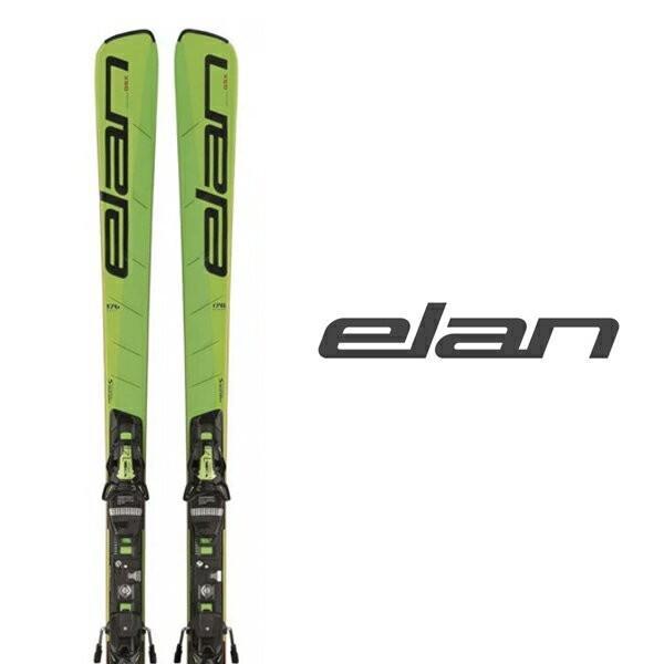 エラン スキー板 elan【2016-17モデル試乗板】 GSX FUSION + ELX 14.0