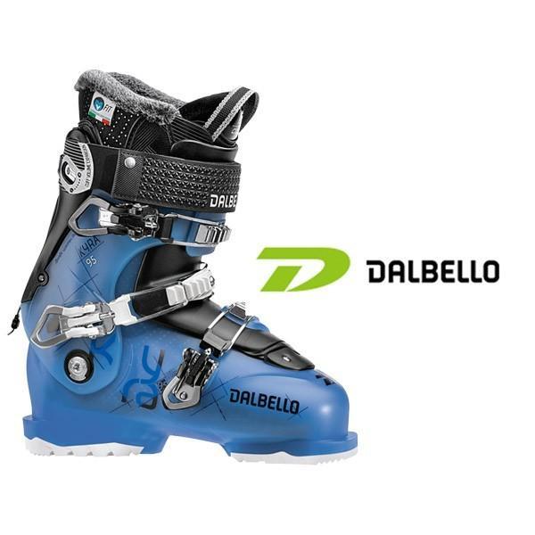 ダルベロ スキーブーツ DALBELLO【2018-19モデル】KYRA95 ( ARCTIC 青 )