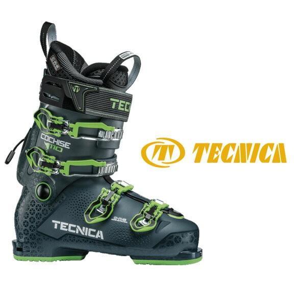 テクニカ スキーブーツ TECNICA【2018-19モデル】COCHISE 110
