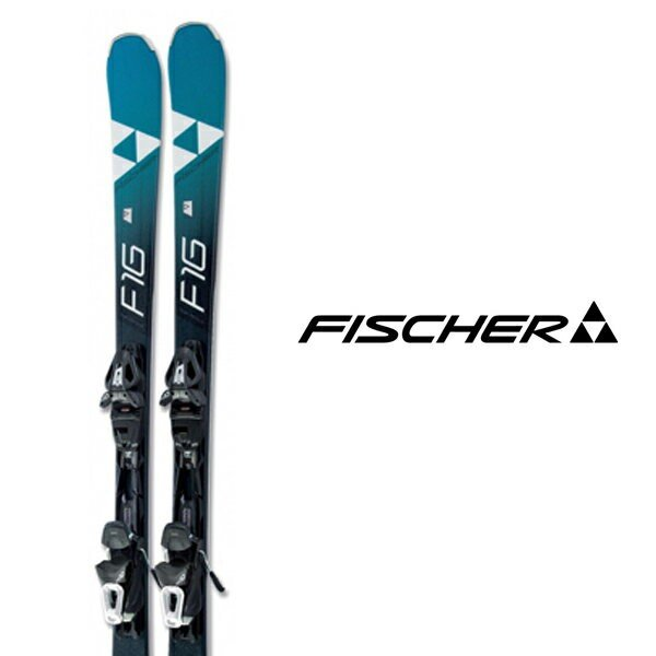 フィッシャー スキー板 FISCHER【2018-19モデル】PROGRESSOR F16 + RS10 GW