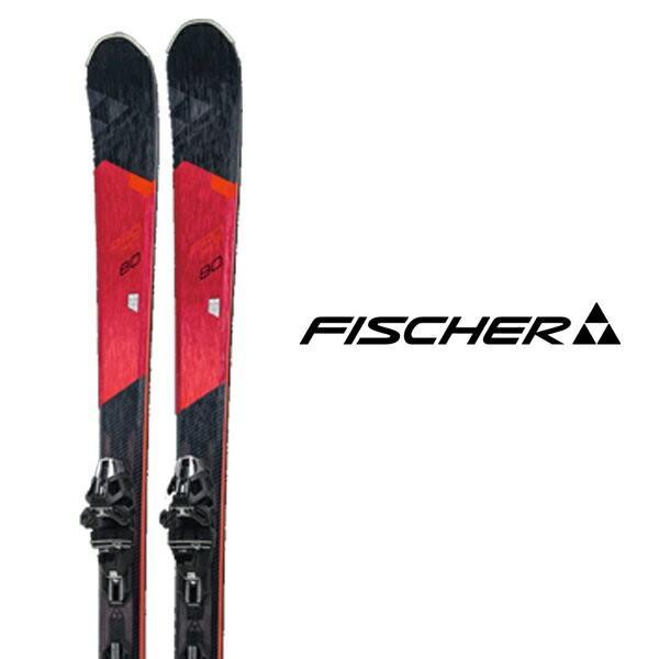 フィッシャー スキー板 FISCHER【2018-19モデル】PRO MT 80 + MBS 11