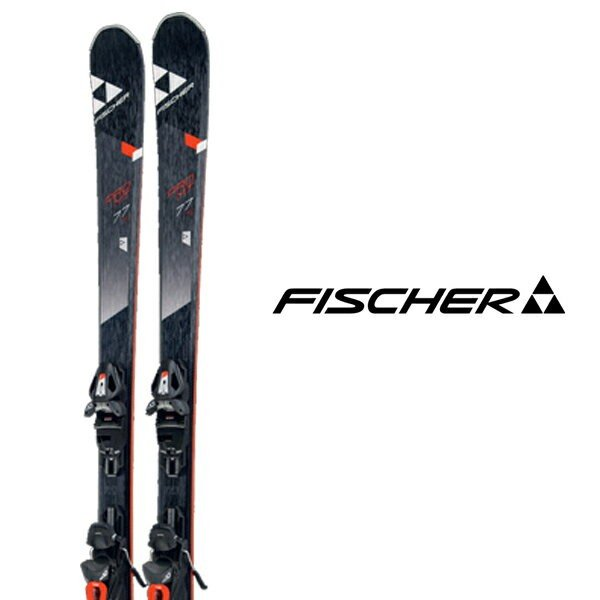 フィッシャー スキー板 FISCHER【2018-19モデル】PRO MT 77 TI + RS10 GW