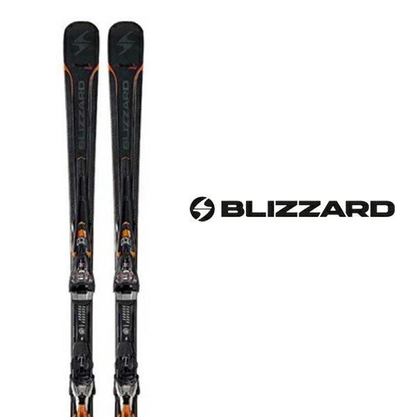 ブリザード スキー板 BLIZZARD【2017-18モデル】QUATTRO RS + XCELL 14 DEMO