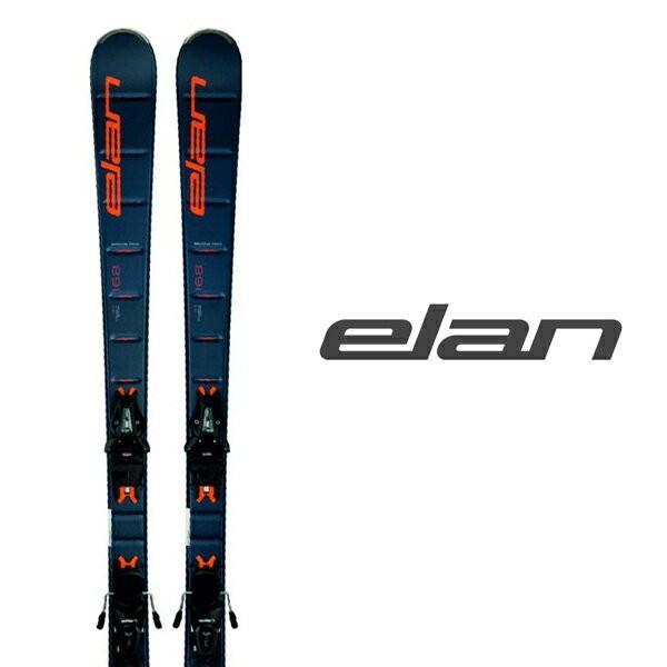 エラン スキー板 elan【2018-19モデル】ELEMENT 青 オレンジ LIGHT SHIFT+ EL 10.0 SHIFT GW B85