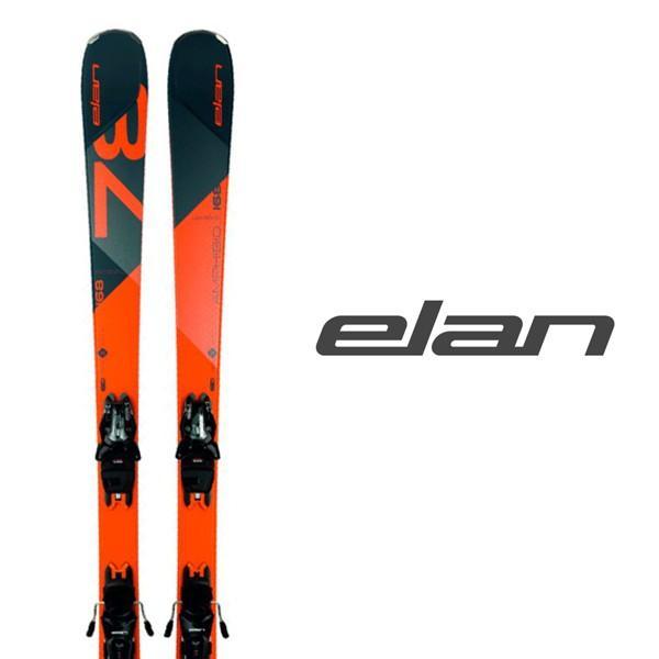 エラン スキー板 elan【2018-19モデル】AMPHIBIO 78 TI + ELS 11 GW