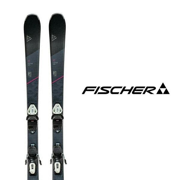 フィッシャー スキー板 FISCHER【2018-19モデル】MY ASPIRE + My RS 9 GW