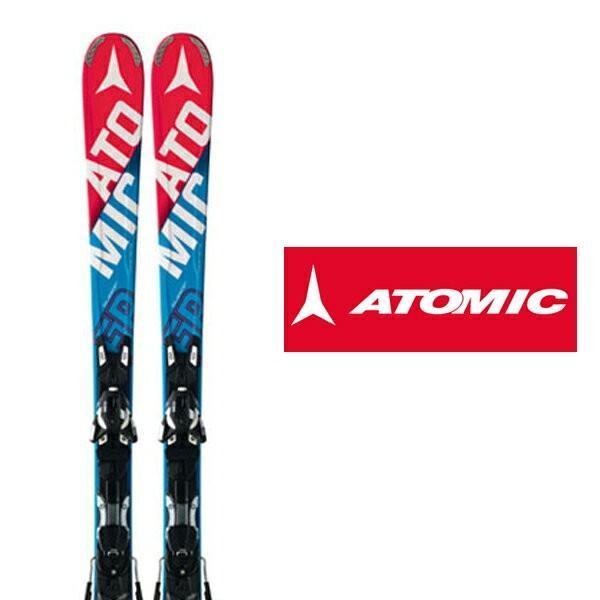 アトミック スキー板 ATOMIC【2015-16モデル】青STER FB ARC-L + XTO 10 TI