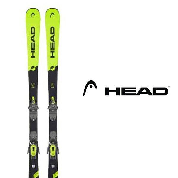 ヘッド スキー板 HEAD【2018-19モデル】V-SHAPE V2 + SLR 9.0 GW
