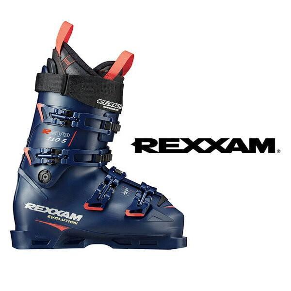 レクザム スキーブーツ REXXAM【2019-20モデル】R-EVO 110S