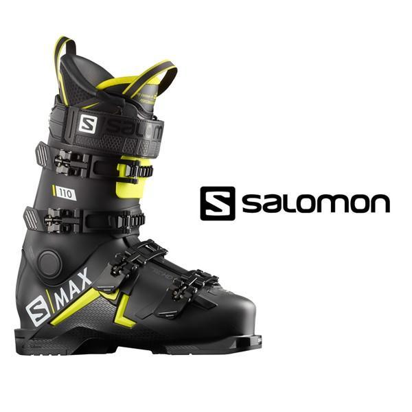 サロモン スキーブーツ SALOMON【2019-20モデル】S/MAX 110