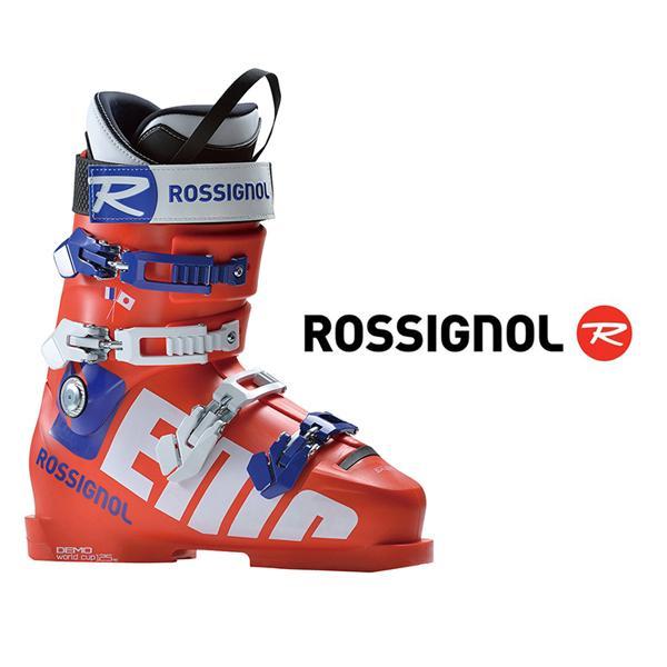 超歓迎 ロシニョール スキーブーツ ROSSIGNOL【2018-19モデル】DEMO 125 SC, タラチョウ fd4b80fa