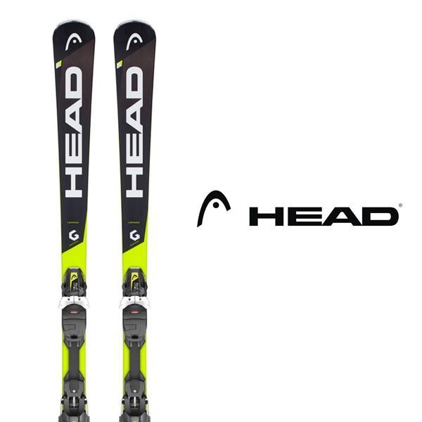 ヘッド スキー板 HEAD【2018-19モデル】SUPER SHAPE I.SPEED + PRD12 GW