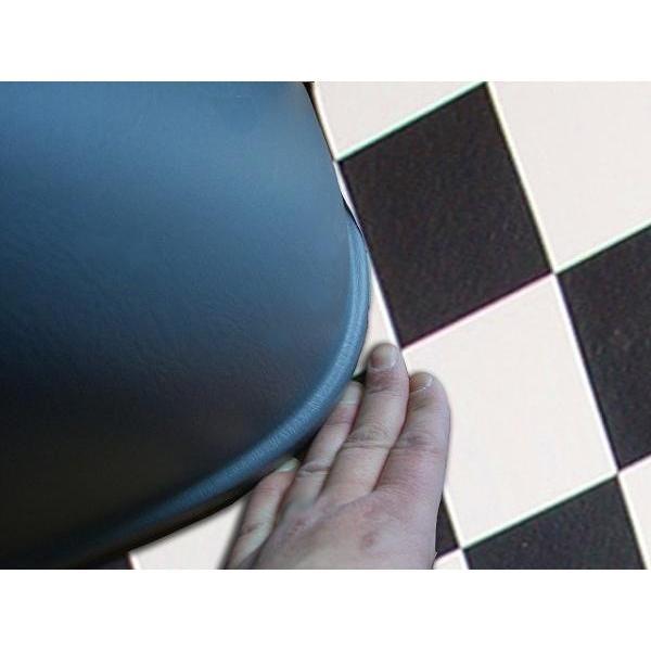200系ハイエース/レジアスエース スーパーGL用フルフロアーマット/フローリング 白黒チェッカー skil-store 04