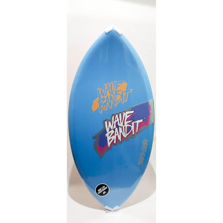 サーフボード ソフトボード WAVE BANDIT SOFT SKIM(サイズ 48)|skim1