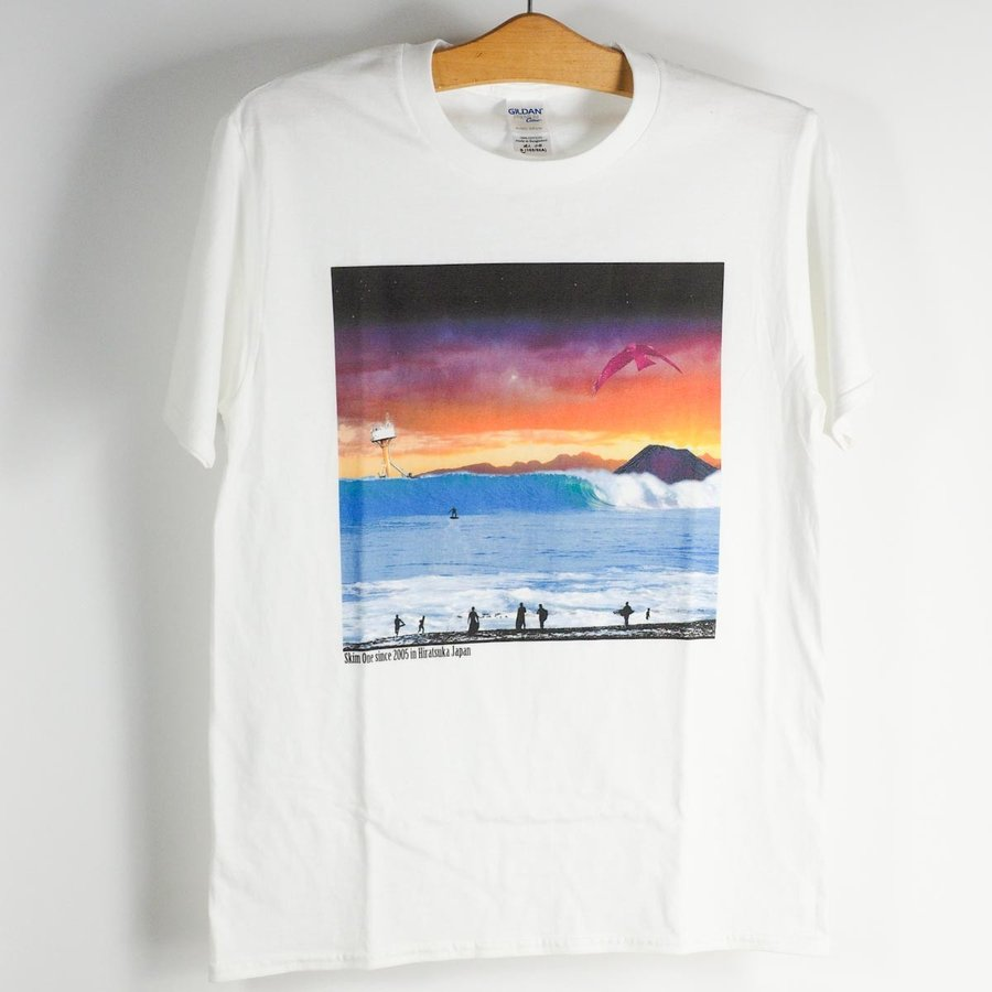 ファッション  Tシャツ・カットソー スキムワン スーパーヒラツカTee(サイズ L) skim1