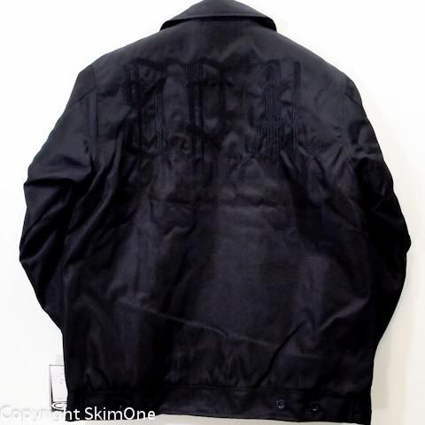 ファッション  エスアールエイチ SRH ガレージジャケット BRUSH BLOCK(特価)(サイズ S)|skim1|02