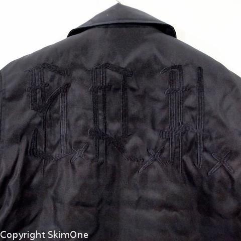 ファッション  エスアールエイチ SRH ガレージジャケット BRUSH BLOCK(特価)(サイズ S)|skim1|03