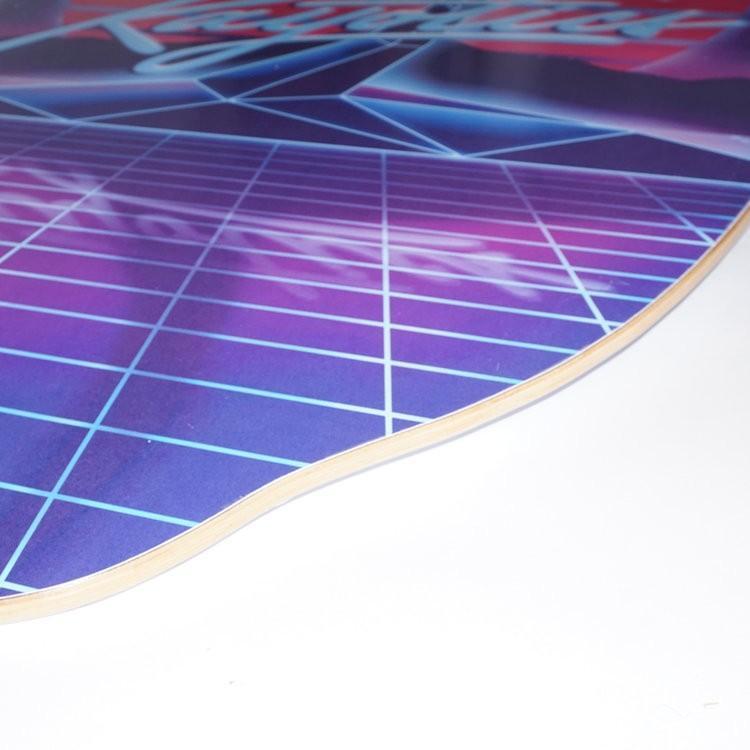フラットスキム ランド Kayotics カヨティックス Pro Series2017「MIAMI BUZZ」 Size:104cm×52cm skimpeace-store 04