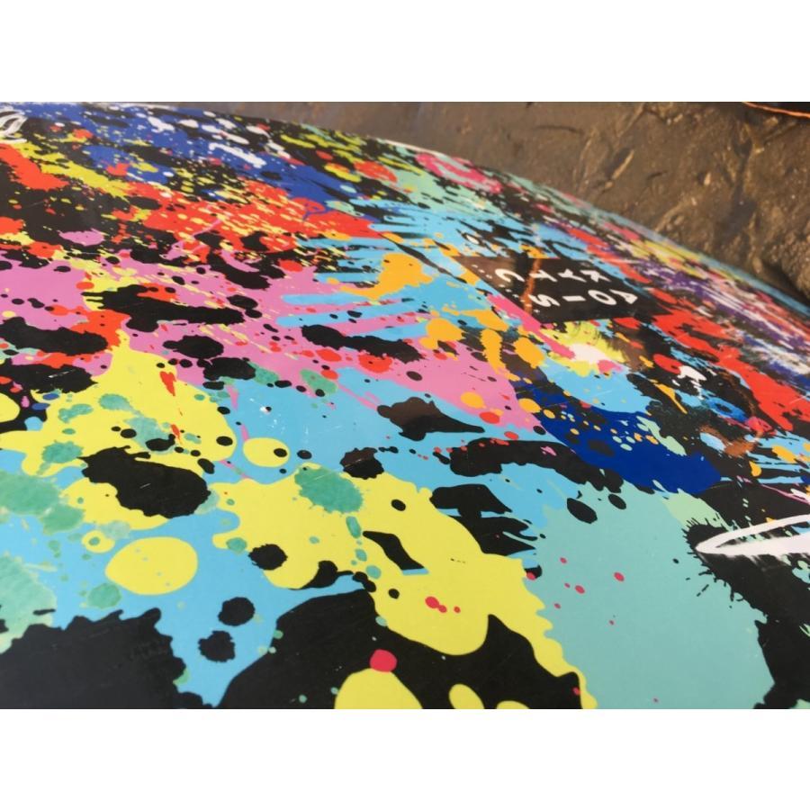 フラットスキム ランド Kayotics カヨティックス Pro Series2018「SPLATTER OF FACT」 Size:104cm×52cm skimpeace-store 05
