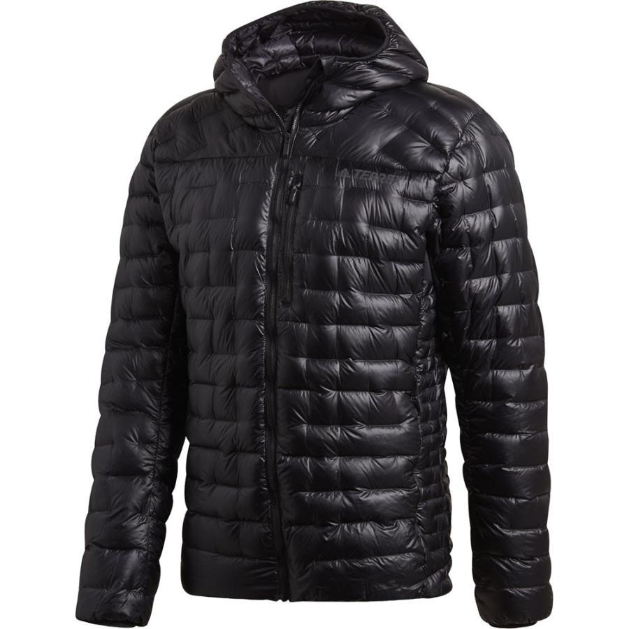 adidas アディダス CLIMAHEAT AGRAVIC DOWN ブラック EUA81-CY8757 アウトドア
