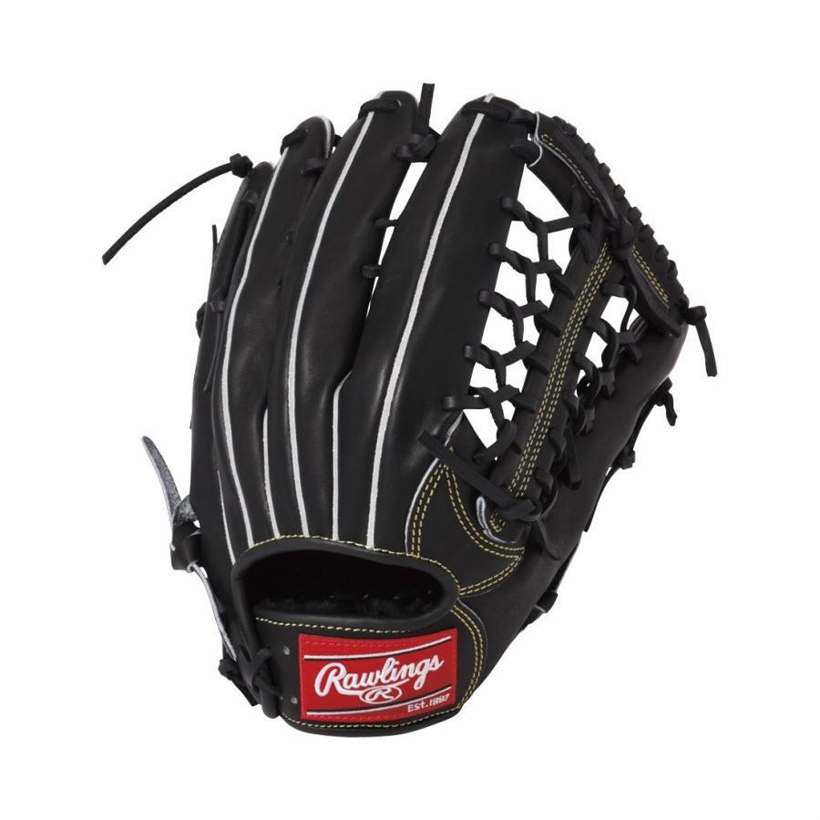 品多く ブラック ローリングス 硬式用 ローリングスゲーマー[外野手用] GH8G8L 野球 ベースボール, 関西ベビー b787daf0