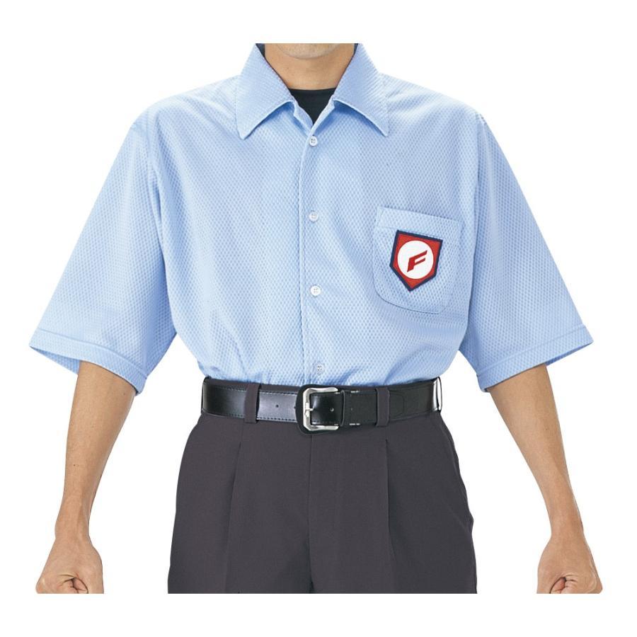 SSK エスエスケー 審判用半袖メッシュシャツ UPW014 野球