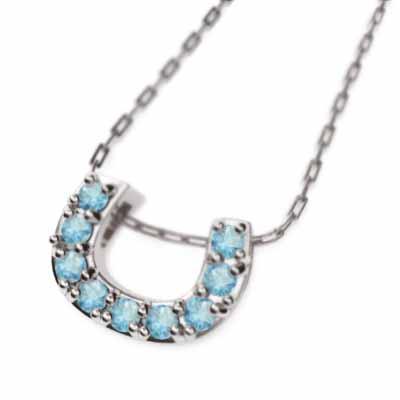 【送料無料/即納】  Pt900 蹄鉄型 蹄鉄型 Pt900 11月誕生石 11月誕生石 ブルートパーズ(青), jewelry CHESS:af80ddd7 --- airmodconsu.dominiotemporario.com