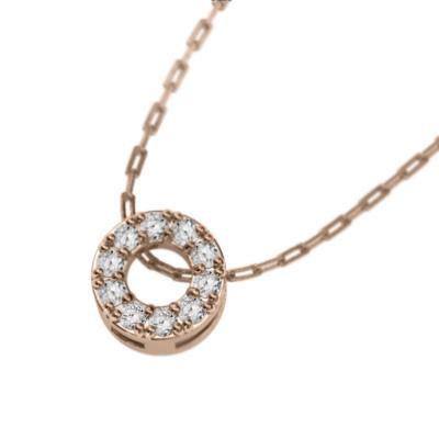 超爆安 ジュエリー ジュエリー ネックレス 約6mmサイズ ダイヤモンド 18金ピンクゴールド 4月誕生石 4月誕生石 約6mmサイズ, 徳之島町:7e9ab33e --- airmodconsu.dominiotemporario.com